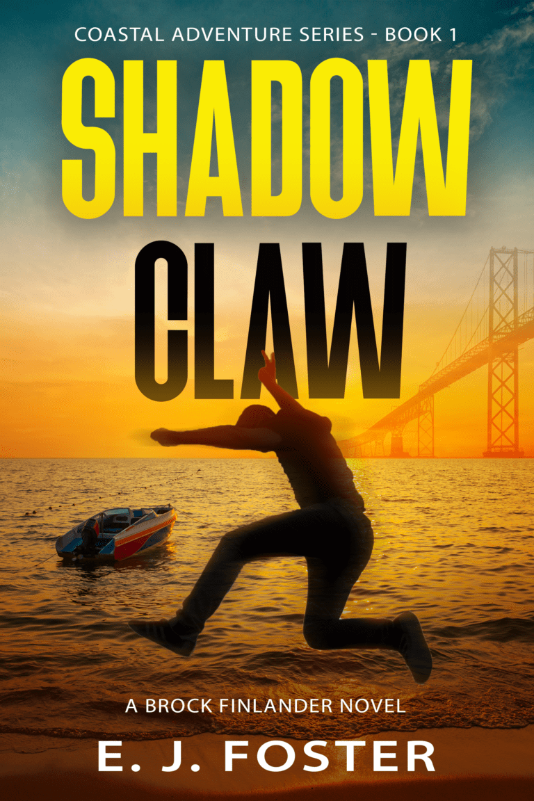 Shadow Claw book cover